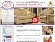 Furniture and Sofa Company Wirral